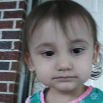 Little Miss Madelyn Reign Spires