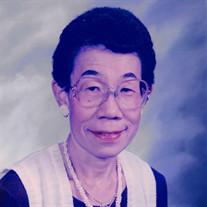 Gladys Mae Hideko Fujii