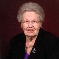 Evelyn M. Thode
