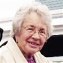 Margaret Ann 'Peggy' Favre