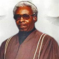 Bishop Dorris Edward Eubanks