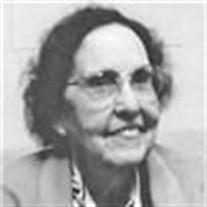 Ina Meriel Davis
