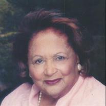 Mrs. Gladys Holmes