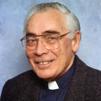 Rev.  John (Jack) Stansfield Cameron