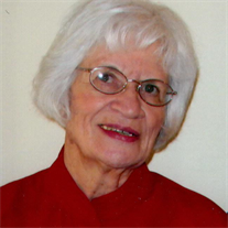"Mabel  Elizabeth ""Muzzy"" Goad"
