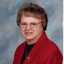 """Margaret Ann """"Margie"""" Thomas"""