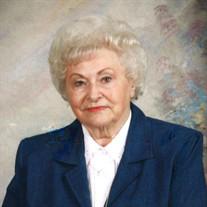 Mrs. Mary Margaret Williamson Hudgins