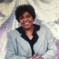 Mrs. Julia B Maxie