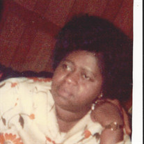 Mrs. Mary Annette Matthews Green