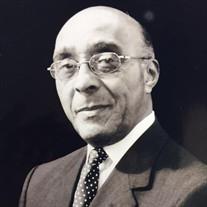 Mr. Frederick Richard Nance Sr.