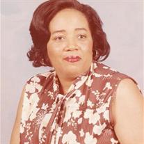 Mrs. Barbara Jean Walker