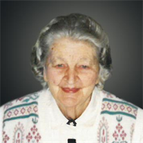Margaret Lamont Griener