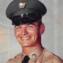 "Charles M.  ""Doc"" Kinney, SFC USA Ret."