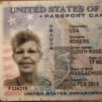 Judith  Rosemary Rogers