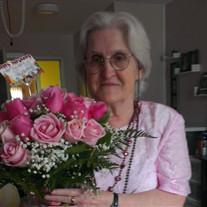 Mrs. Patricia 'Pat' Baverstock