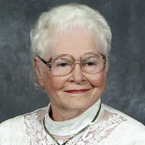 Martha  Stancill St.George