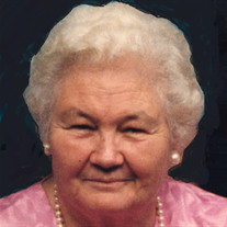 Mary Braswell Pridgen