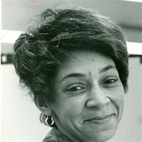 Mrs. Marjorie Inez Hamilton