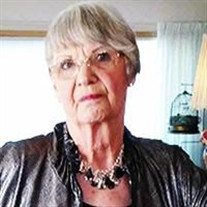 Janice Cathrine 'The Polish Princess' Jordan