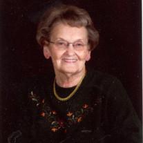 Donna Ruth Greening