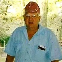 """Mr. Augustus Keener """"Gus"""" Rhodes Jr."""