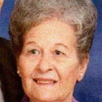 Betty Cox Rowland
