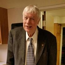 Pastor Donald Lee Wood