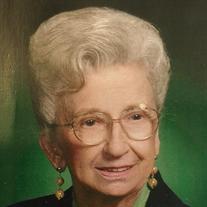Betty J.  Blissit