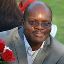 Dr.  Victor N. A. A. Ankrah