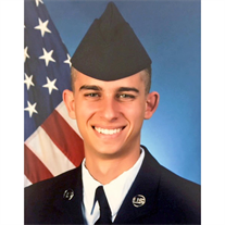 Airman Christopher Gillebaard