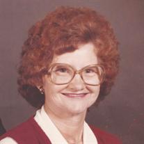 Cora Mae Hancock Cartwright