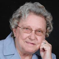Mrs Patty Louise Smith