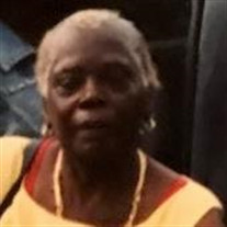 Ms. Ethel Hall Jackson Williams