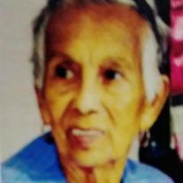 Francisca L. (Chica)  Anciso