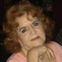 """Mrs.  Hilda """"Hoot"""" Gillespie McCall"""