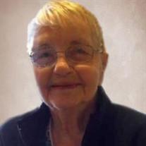 Mary Hazel Wood