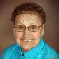 Geraldine M. Baumgarten