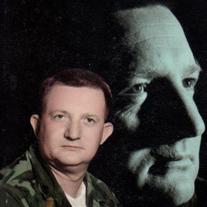 Gunnery Sergeant M. Lee Parrish, US Marine Corps, Ret.