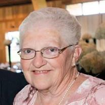Mary Ann Beckner