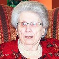 Maxine May Peitso