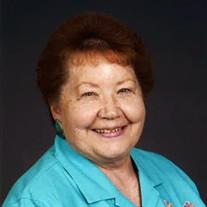 Mrs. Vivian Juanita Heffinger Mullens
