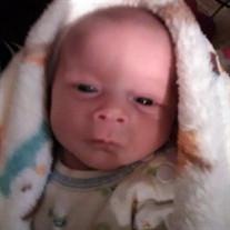 Jose Alberto Vazquez, Jr., age 2 months, Bolivar, TN