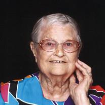 Mattie Bell Lunsford