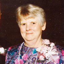 Mrs. Pauline Kirchhofer