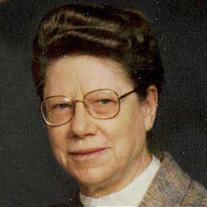 Berniece Christena Smith