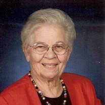 Faye K. Crowder