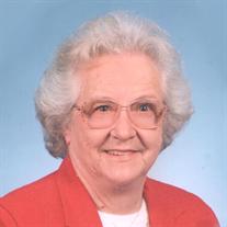 Mary Estridge Moore