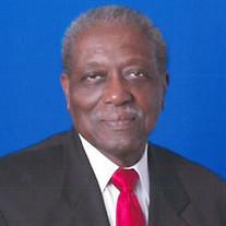 Mr. James Albert Warren