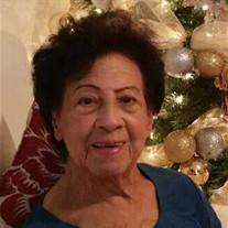 Mercedes Ernestina Herrera De Pimentel
