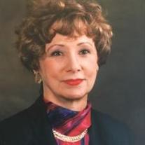"""Mrs. Dorothy Ann Timmons """"Dot"""" McCreery"""